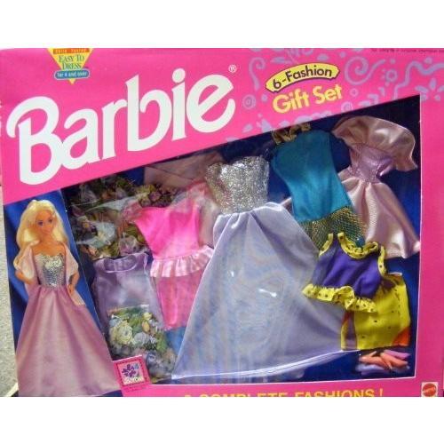 Barbie Fashion Gift Set Reti赤 1992