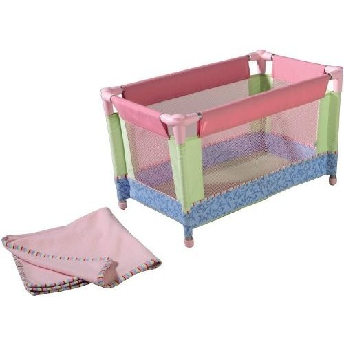 Haba Doll's Bed Luca