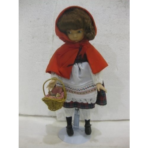 12 Inch Doll Little 赤 Riding Hood First Issue From Heroines From The Fairy Tale Forests Of The Br