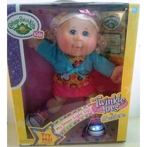 Cabbage Patch Kids Twinkle Toes Shoes 14