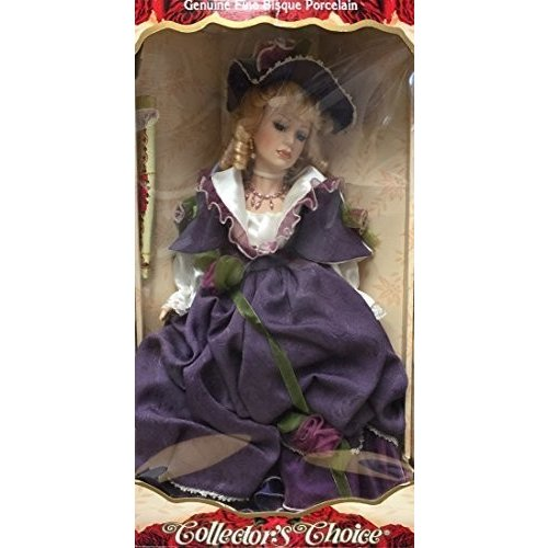 Collector's Choice Porcelain Doll Limited Edition Approximately 22 inches