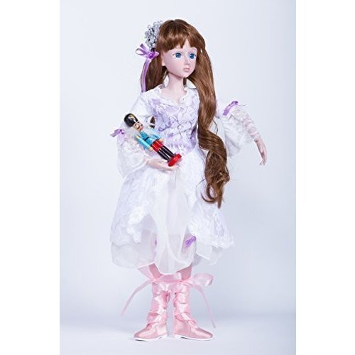 Clara Marie My Ballerina Nutcracker Collection Doll