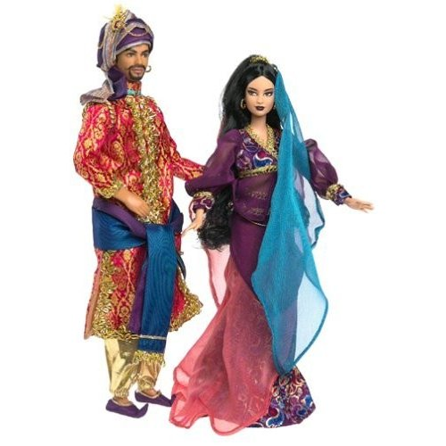 Barbie & Ken Tales of the Arabian Nights Limited Edition Boxed Giftset