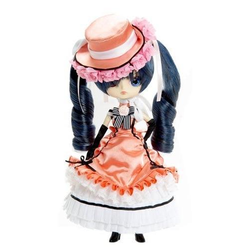 Pullip Dal 黒 Butler Ciel Robin Doll
