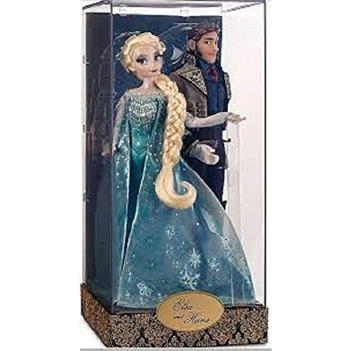 ディズニー Disney Elsa and Hans Doll Set Disney Fairytale Designer Collection Limited Edition