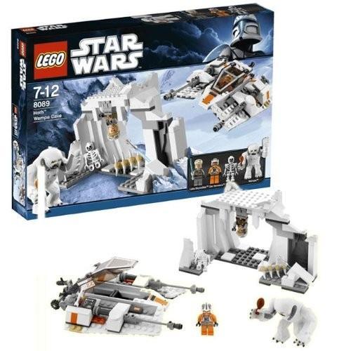 レゴ (LEGO) スター・ウォーズ ホス・ワンパ・ケイブ 8089