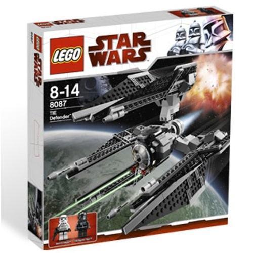 レゴ (LEGO) スター・ウォーズ TIEディフェンダー 8087