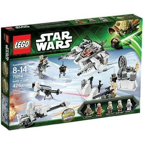 LEGO (レゴ) Star Wars (スターウォーズ) 75014 Battle of Hoth ブロック おもちゃ