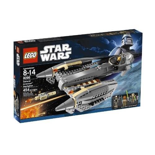 レゴスターウォーズ将軍スターファイター8095 LEGO Star Wars General Grievous Starfighter (8095)