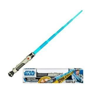 Star Wars (スターウォーズ) Force Action Obi-Wan Kenobi (オビ=ワン・ケノービ) Lightsaber おもちゃ