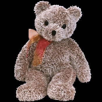TY Classic Plush - JAVA the Bear