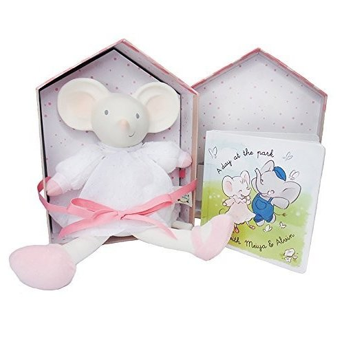 Meiya & Alvin Deluxe Gift Set, The Mouse