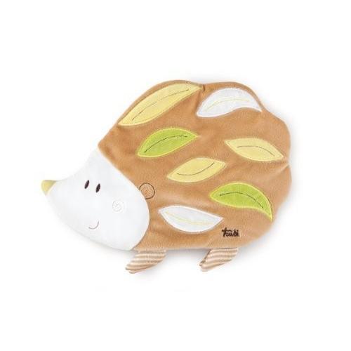Trudi Warmer Natural Seeds Plush Toy, Hedgehog, Newborn