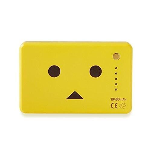 RARE Cheero Power Plus 10400mAh DANBOARD ver. Mobile charge Banana Japan