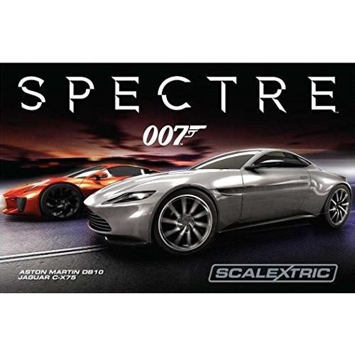 映画 007 スペクター カーレースセット Scalextric C1336T James Bond 007 Spectre Slot Car Race Set (1: