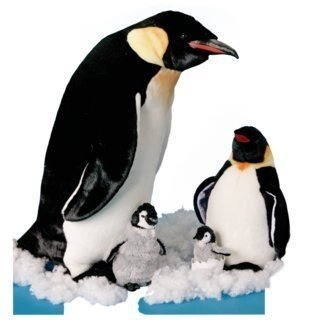 Orville Large Emperor Penguin 33