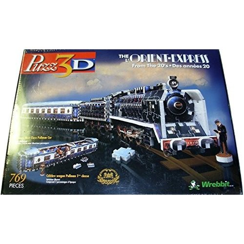 Puzz 3D - The Orient Express from the 20s