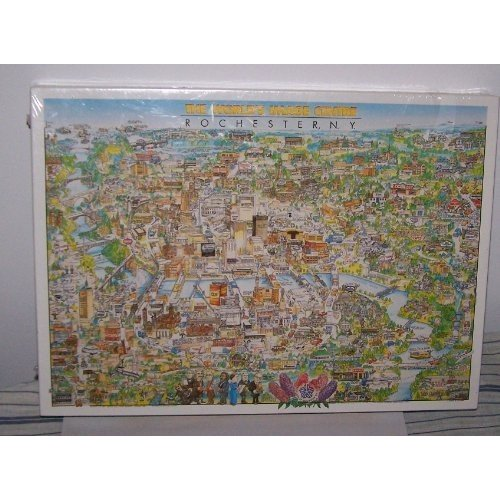 The Worlds Image Centre Rochester Ny Jigsaw Puzzle