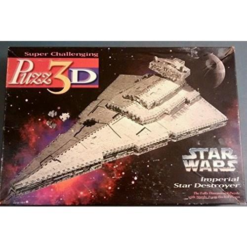 PUZZ 3D スターウォーズ帝国スターデストロイヤー823ピース