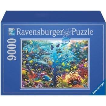 Underwater Paradise 9000 Piece Puzzle おもちゃ