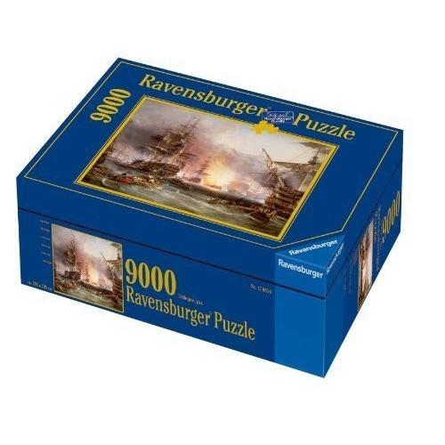 Ravensburger The Bombardment of Algiers - 9000 Piece Puzzle Ravensburger