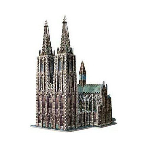 3D Cologne Cathedral Puzzle 704pc
