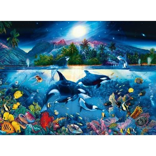 Majestic Kingdom 6000 Piece Jigsaw Puzzle by Clementoni