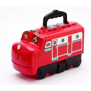 Chuggington StackTrack Wilson Carry Case おもちゃ