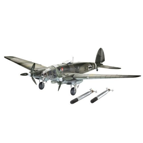 Revell レベル 04836 ハインケル Heinkel He111 H-6  1/32