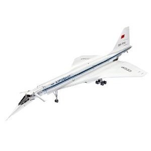 Revell Of Germany 04871 1/144 Tupolev Tu144 おもちゃ