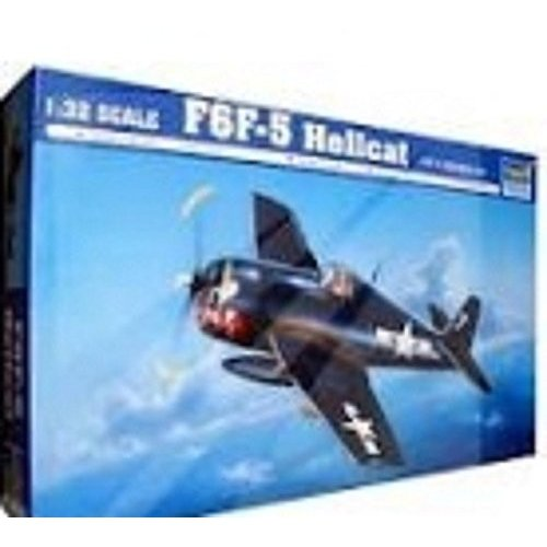 Trumpeter 1/32 F6F5 Hellcat Fighter Model Kit