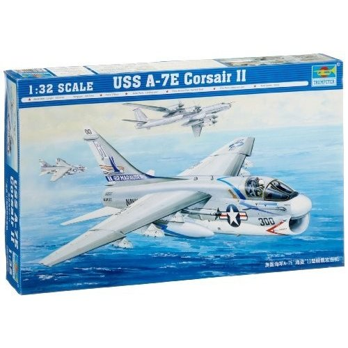 Trumpeter 1/32 A7E Corsair II Aircraft