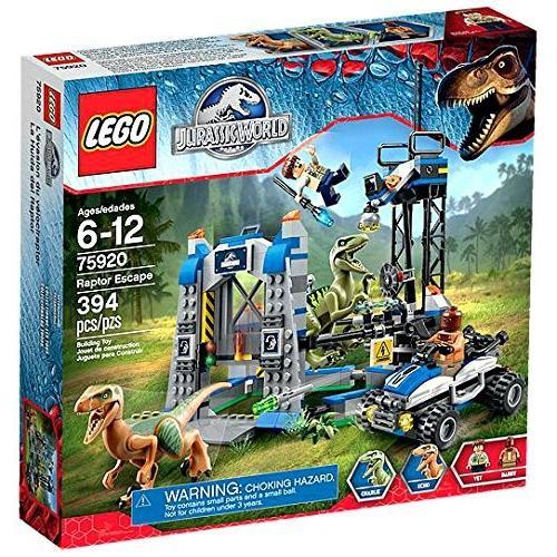 [レゴ]LEGO Jurassic Park Jurassic World Raptor Escape Set # 75920