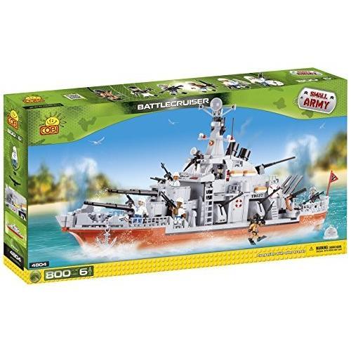 [コビー]COBI Small Army Battlecruiser Building Kit 4804