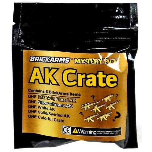 BrickArms AK Crate Mystery Pack