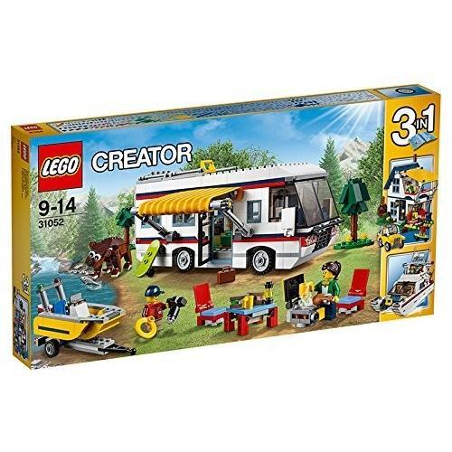 レゴ (LEGO) クリエイター キャンピングカー 31052 by レゴ (LEGO)