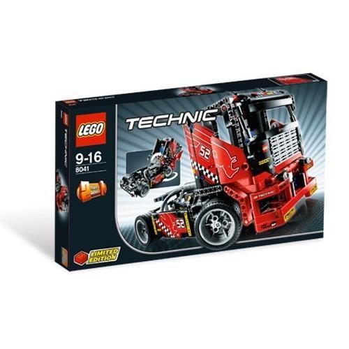 レゴ テクニック レーストラック 8041