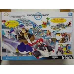 K'NEX (ケネックス) Wii Mario Kart (マリオカート) Building Set - Ultimate Combination ブロック おも