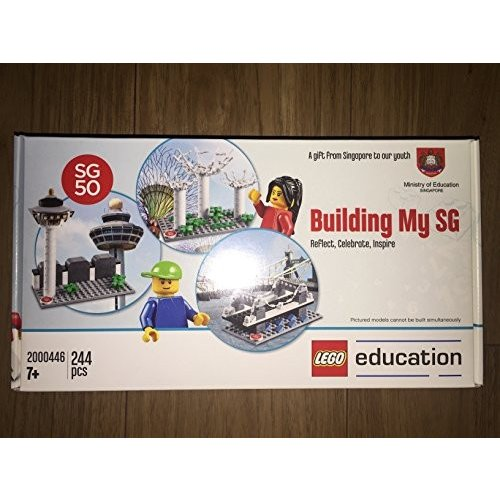 Lego Building My SG Singapore Limited (7+ Years)