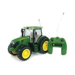 Ertl Big Farm 6190R ラジコン Tractor, 1:16 Scale おもちゃ