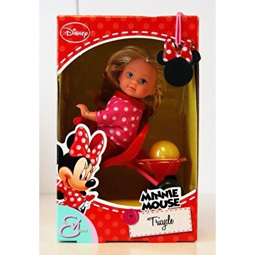 Disney - Evi Love Minnie Mouse with Tricycle and Ball - Style B
