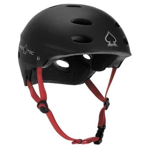 Protec CPSC Cab Ace SXP Helmet (黒 Rubber)