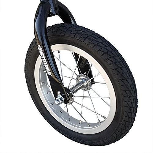 Strider - Heavy Duty Wheel Set, Alloy Wheels and Pneumatic Tires