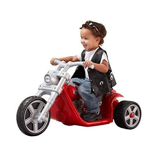 【フィッシャープライス】Fisher-Price Power Wheels Harley-Davidson RockerBALONET72