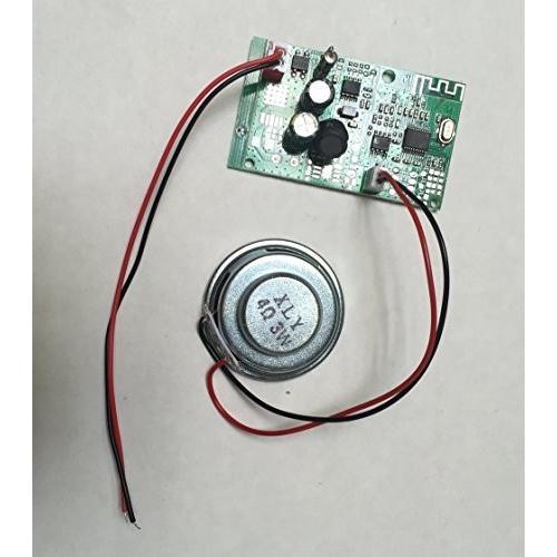 Fix Broken Bluetooth/Speaker Set for Electric Scooter Hoverboards 12V 36V