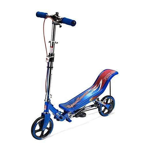 Space Scooter Ride On, Blue スペーススクーター ライドオン/ブルー