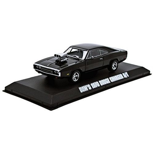 緑Light Fast and Furious (2001) '70 Dodge Charger Vehicle (1:43 Scale)