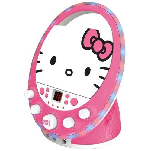 Hello Kitty ハローキティ CD Disco カラオケ - ピンク