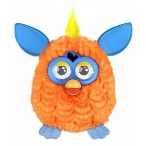 Furby, Orangutan ファービー 2012年 3色コンビネーション 毛の房付き 最新版米国正規品