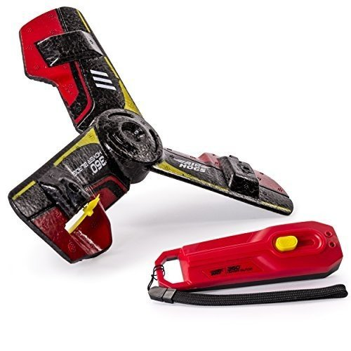 Air Hogs, 360 Hoverblade, Remote Control Boomerang, 赤